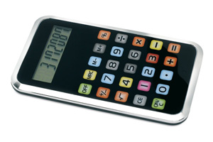 Calculator Calcod cu design iPod