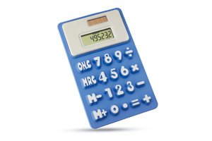 Calculator flexibil din silicon Flexical