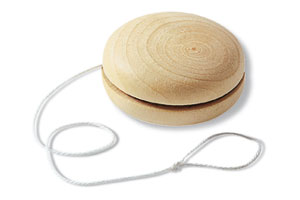 Yoyo din lemn