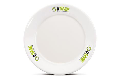 Plate Rotterdam 170