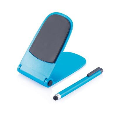 Push stand with touch pen