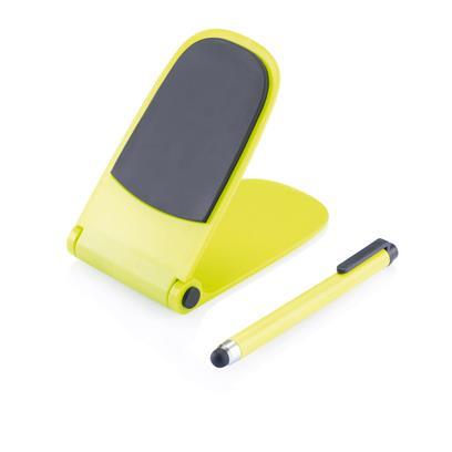 Push telefoonstandaard met touch pen