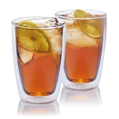 Set of 2pcs tea glasses