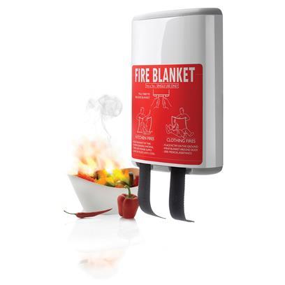 Vulcan fire blanket