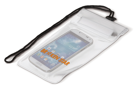 Water resistant travel bag
