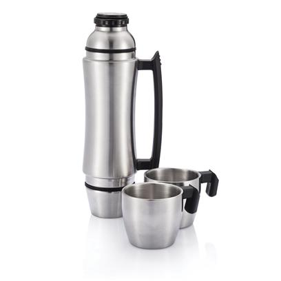 Wave Grip flask with handle